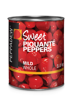 Picture of Peppadew Sweet Piquante Peppers Mild Whole 3kg