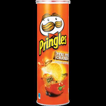 Picture of Pringles Peri-Peri Chicken Potato Chips