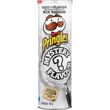 Picture of Pringles Mystery Flavour 110g