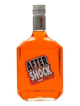 Picture of Aftershock Orange Fizzy Liqueur  750ml Bottle
