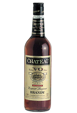 Picture of BRANDY V.O. CHATEAU 750ML BOTTLE