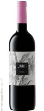 Picture of La Bri Merlot Bottle 750ml