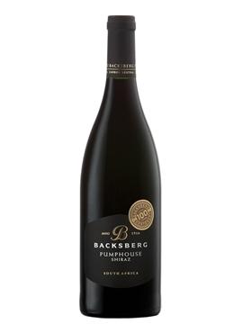 Picture of Backsberg Shiraz Bottle 750ml
