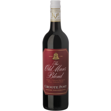 Picture of Groote Post The Old Man's Blended Red Wine 750ml