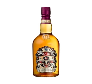 Picture of Chivas Whisky in Box 12 x 50ml Pack