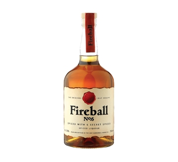 Picture of Fireball No.6 Liqueur Bottle 750ml
