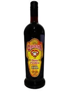 Picture of Qbana Coffee Liqueur Bottle 750ml