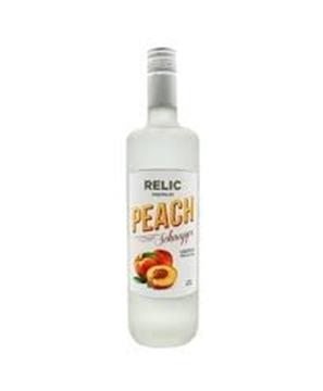 Picture of Relic Peach Schnapps Liqueur Bottle 750ml