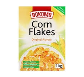 Picture of Bokomo Original Flavour Corn Flakes 1kg
