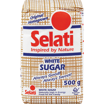 Picture of Selati White Sugar 500g