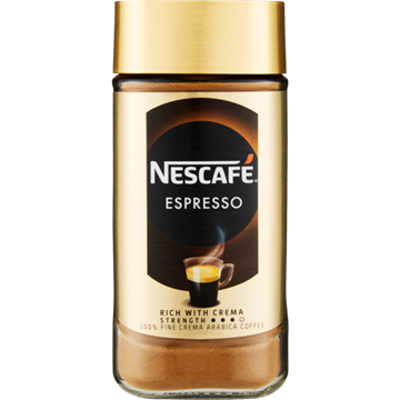 Picture of Nescafe Gold Instant Espresso Coffee 200g