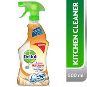 Picture of Dettol Kitchen Cleaner Regular Trigger 500ml