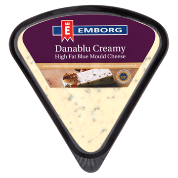 Picture of Emborg Creamy Danablue Cheese Pack 100g