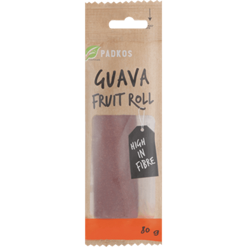 Picture of Padkos Dried Guava Fruit Roll 80g