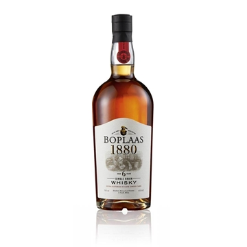 Picture of Boplaas 6yr Single Grain Whisky 750ml