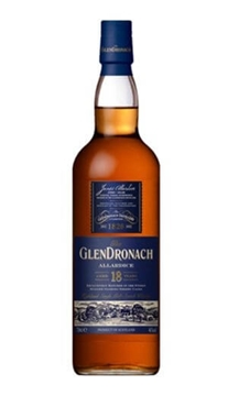 Picture of Glendronach 18 Year Highland Scotch Whisky 750ml
