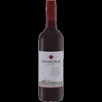 Picture of Geyser Peak Zinfandel Wine Bottle 750ml