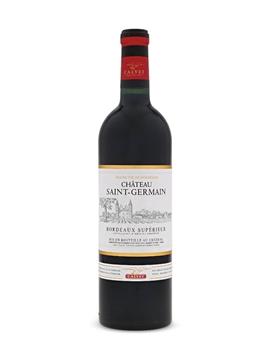 Picture of Chateau Saint-Germain Bordeaux Superieur AOC 750ml