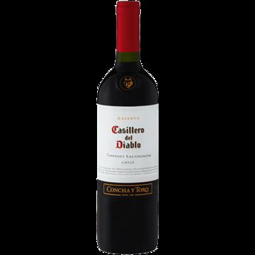 Picture of Casillero Del Diablo Cabernet Sauvignon Wine 750ml