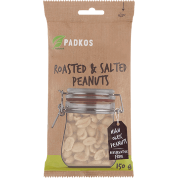 Picture of Padkos Peanuts 150g