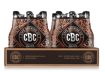 Picture of CBC Larger Beer 24 x 340ml Bottle