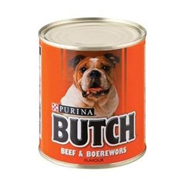 Picture of Butch Boerewors Dog Food 820g