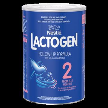 Picture of Nestle Lactogen No. 2 Baby Formula 1.8kg Tin