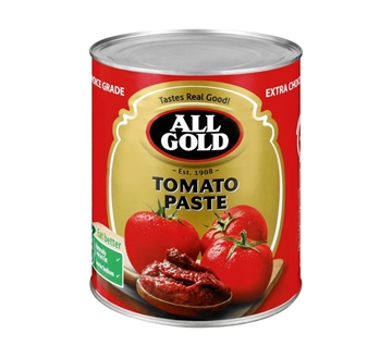 Picture of All Gold Tomato Paste Can 3.15kg