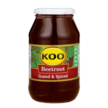 Picture of Koo Grated & Spiced Beetroot 780g