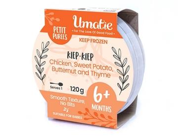 Picture of Petit Purees Frozen Chicken Meal Kiep-Kiep 120g