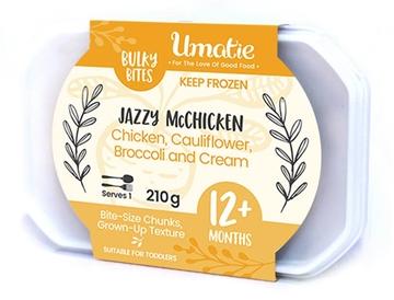 Picture of Bulky Bites Frozen Jazzy McChicken 210g