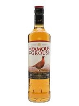 Picture of The Famous Grouse Whisky Bottle 750ml