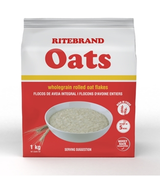 Picture of Ritebrand Porridge Oats 1kg