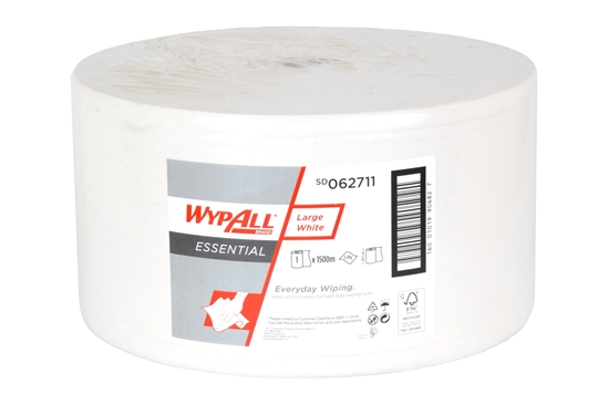 Picture of Wypall Large Paper Wipe L10 205 x 1500m