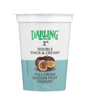 Picture of Darling Passion Fruit Full Cream Yoghurt 175g