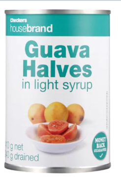 Picture of Housebrand Guava Halves In Light Syrup 410g