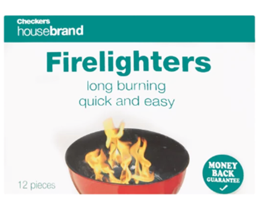 Picture of Housebrand Firelighters Pack 12s