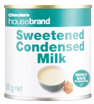 Picture of Housebrand Sweet Full Cream Condensed Milk 385g