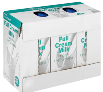Picture of Housebrand UHT Full Cream Milk 6 x 1L