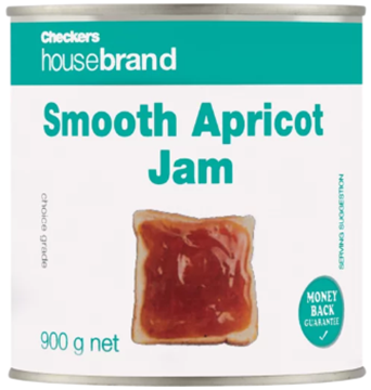 Picture of Housebrand Smooth Apricot Jam 900g