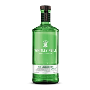 Picture of Whitley Neill Aloe & Cucumber Gin 750ml Bottle