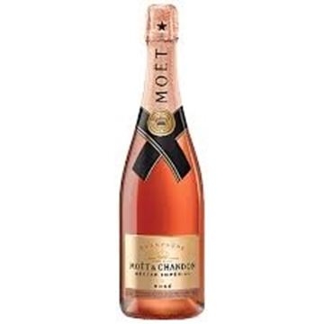 Picture of Moet Chandon Nectar Imperial Rose 750ml