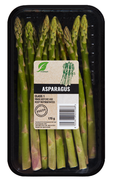 Picture of Asparagus Tips Punnet Each