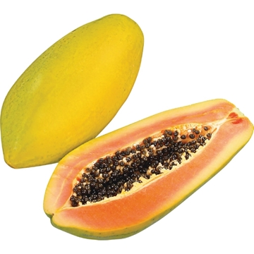 Picture of Fresh Paw Paw Punnet Each