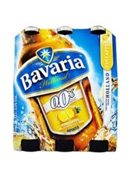 Picture of Bavaria Holland Lemon Non-Alc Beer 6x330ml Bottle