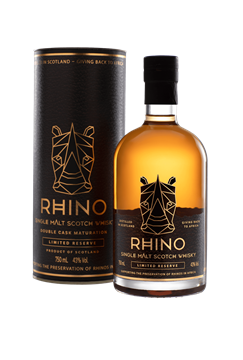 Picture of Rhino Single Malt Whisky 750ml Bottle
