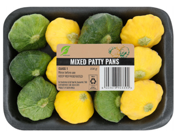 Picture of Patty Pan Mix Pack 250g