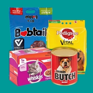 Picture for category PET FOOD