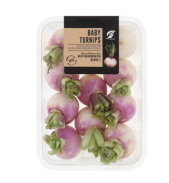 Picture of Baby Turnips Pack