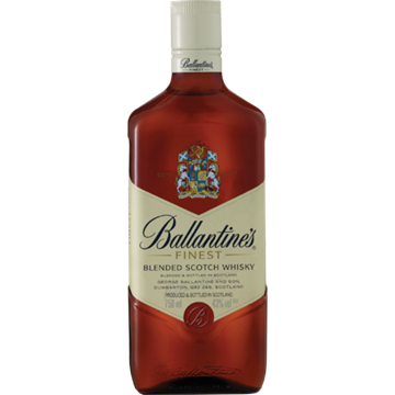 Picture of Ballantines Whisky Bottle 750ml